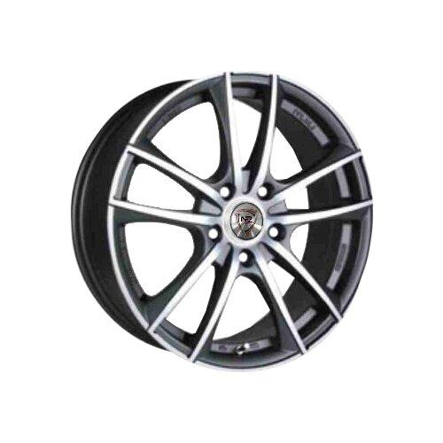 Фото - Колесный диск NZ Wheels F-20 7x16/4x108 D67.1 ET40 BKF колесный диск nz wheels sh662 7x16 4x108 d65 1 et25 sf