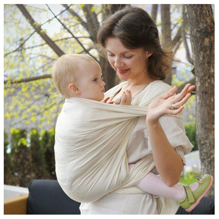 Слинг-шарф Ellevill Zara Paisley Silk с шелком