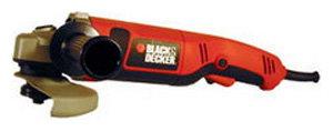 УШМ BLACK+DECKER KG1200GS, 1200 Вт, 125 мм