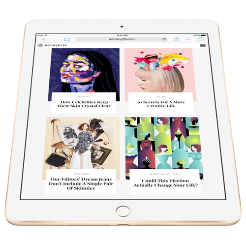 Планшет Apple iPad (2017) 32Gb Wi-Fi + Cellular