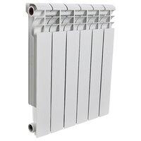 Радиатор секционный алюминий ROMMER Al PIus 500