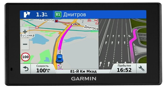 Garmin Навигатор Garmin DriveSmart 60 RUS LMT