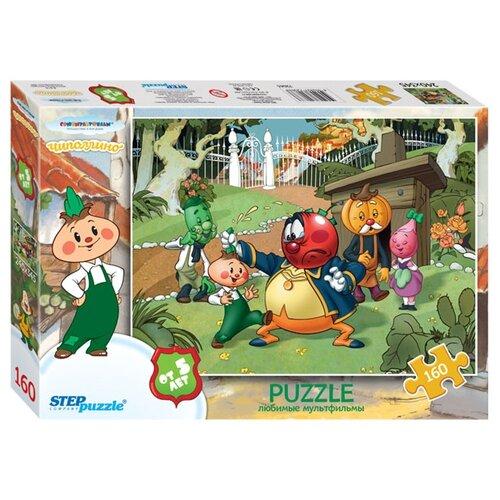 Купить Пазл Step puzzle Союзмультфильм Отважный Чиполлино (72063), 160 дет., Пазлы