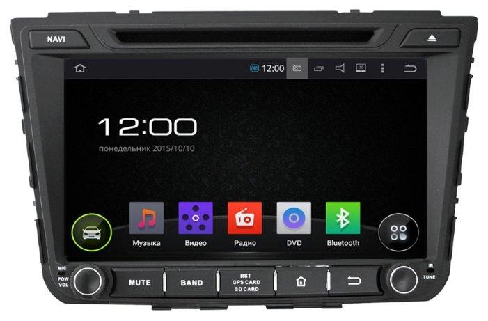 FarCar s130 Hyundai Creta на Android (R407)