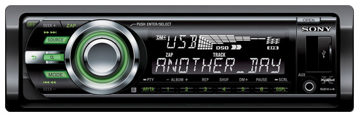 Автомагнитола Sony CDX-GT647UI