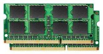 Apple DDR3 1333 SO-DIMM 4Gb (2x2GB)