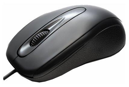 Мышь A4Tech M-09 Black USB+PS/2