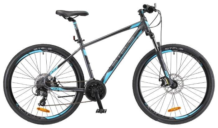 Горный (MTB) велосипед STELS Navigator 730 MD 27.5 V010 (2018)