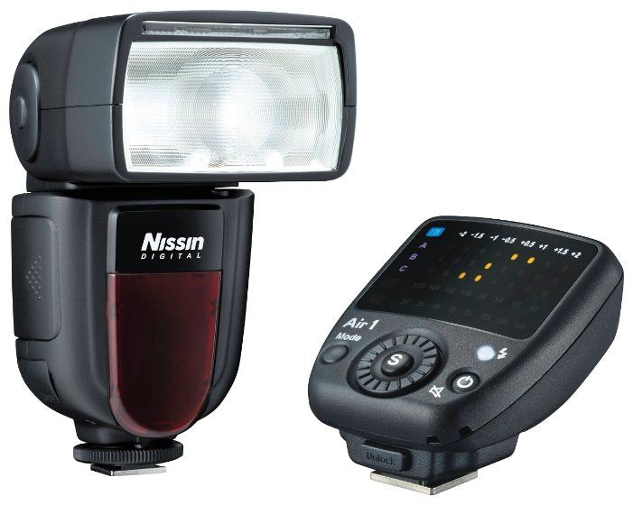 Nissin Di700A + Air1 for Sony