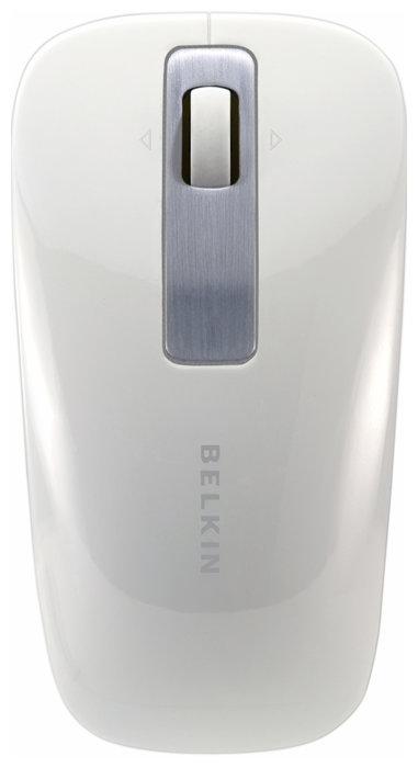 Мышь Belkin Bluetooth Comfort Mouse F5L031 White Bluetooth