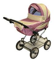 Коляска для новорожденных RANT Натали New IРC