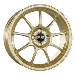 Колесные диски OZ Racing Alleggerita HLT 9x18/5x130 D71.56 ET43 Race Gold