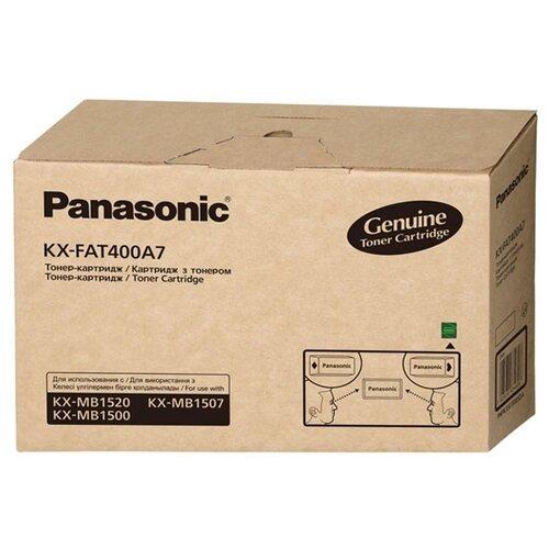Фото - Картридж Panasonic KX-FAT400A7 картридж лазерный colortek ct kx fat400a7 400a для принтеров panasonic