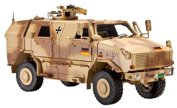 Сборная модель Revell ATF Dingo 2 GE A2 PatSi (03233) 1:35