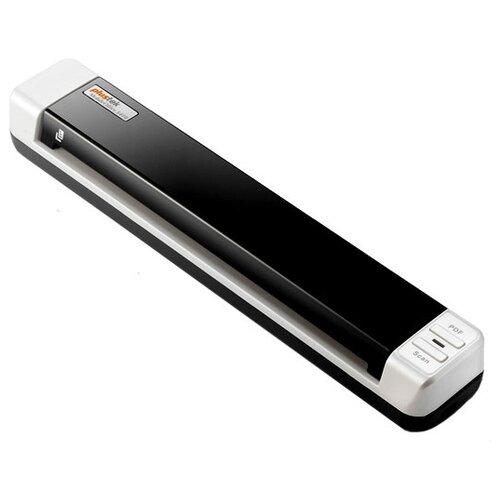 Сканер Plustek MobileOffice S410 черный/белый.