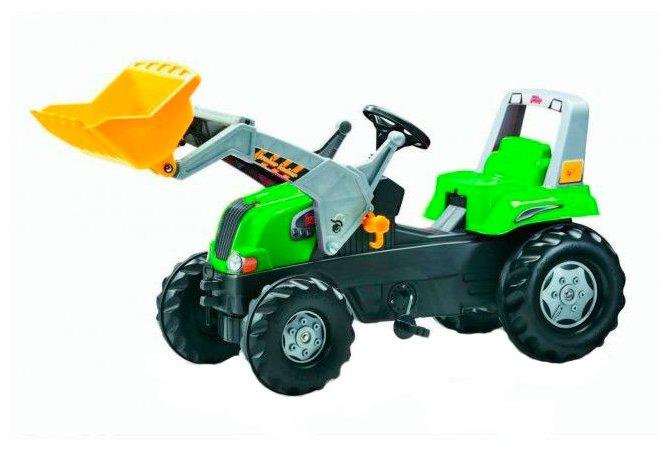 Веломобиль Rolly Toys Junior RT grun (811465)