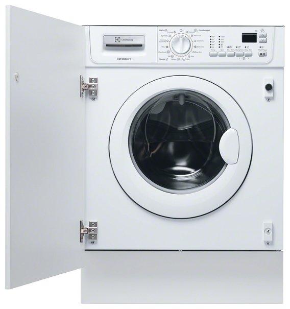 Стиральная машина Electrolux EWX 147410 W белый