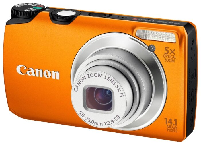 Canon Компактный фотоаппарат Canon PowerShot A3200 IS