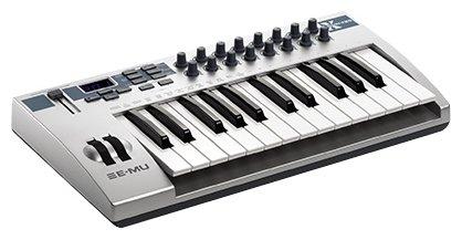 MIDI-клавиатура E-MU Xboard 25