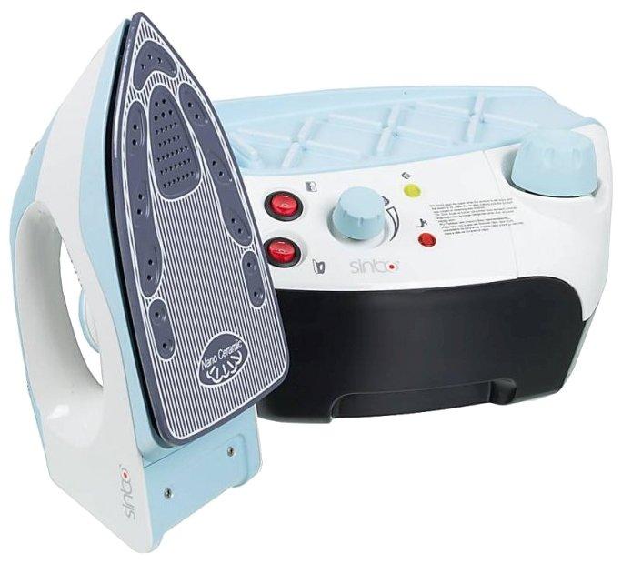 Sinbo SSI-2882  белый/голубой