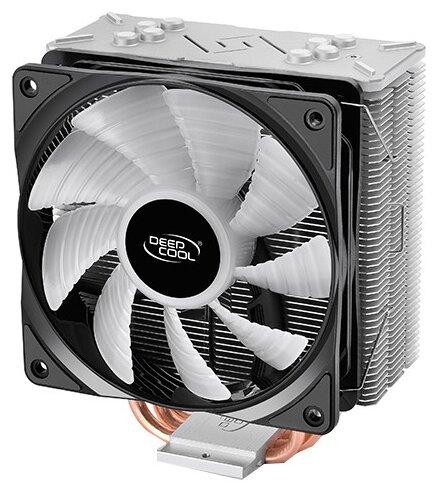 Кулер DeepCool Gammaxx GT (Intel LGA2011-V3/2011/1366/1156/55/51/50/775/AMD FM2+/FM2/FM1/AM3+/AM3/AM2+/AM2/AM4)