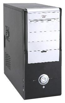 Компьютерный корпус KIMPRO 1816C 430W Black/silver