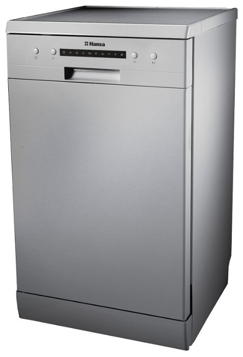 Посудомоечная машина HANSA ZWM 416 SEH, узкая, серебристая
