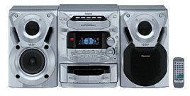 Музыкальный центр Panasonic SC-AK18