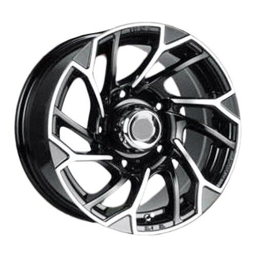 Колесный диск NZ Wheels SH660 8x16/6x139.7 D110.5 ET0 BKF колесный диск ё wheels e26 7x16 5x139 7 d108 5 et0 bkf