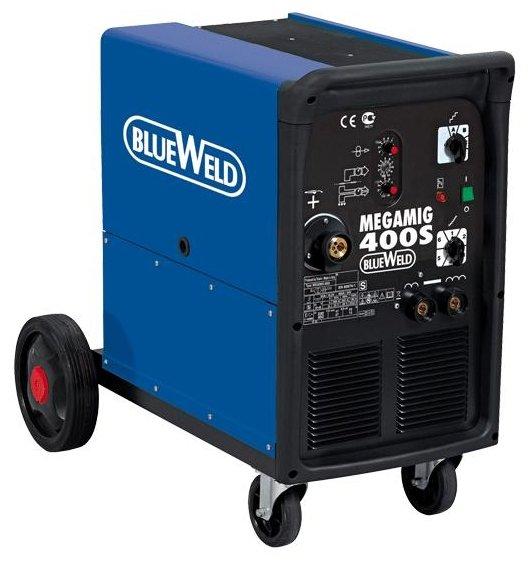 BLUEWELD Megamig 400S