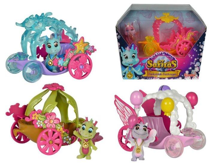 Игровой набор Simba Safiras Карнавальная карета 5952180