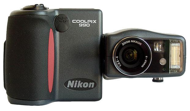 Фотоаппарат Nikon Coolpix 990