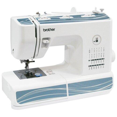 Фото - Швейная машина Brother Classic 30, бело-бирюзовый швейная машина brother artcity 170s бело синий