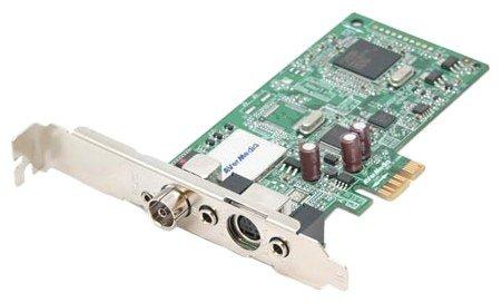 TV-тюнер AVerMedia Technologies AVerTV Hybrid Speedy PCI-E