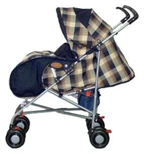 Прогулочная коляска Sojan S4 Lux
