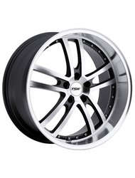 Диски TSW Cadwell 8,0x18 5x114,3 D76 ET40 цвет Gunmetal Mirror Cut Face_Lip - фото 1