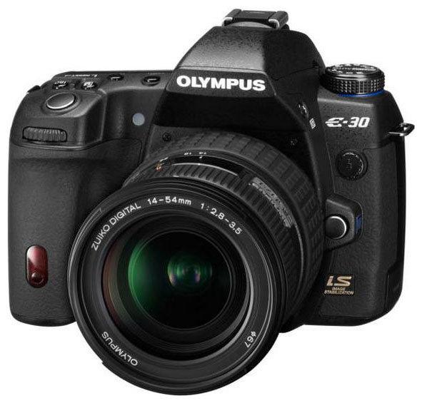 Фотоаппарат Olympus E-30 Kit