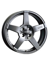 OZ Racing Record 7.5x18 5x112 ET 35 Dia 75 silver - фото 1