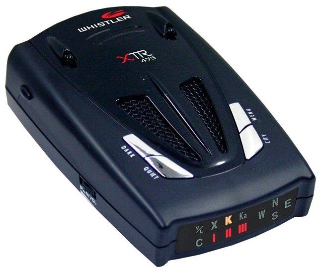 Whistler XTR-475