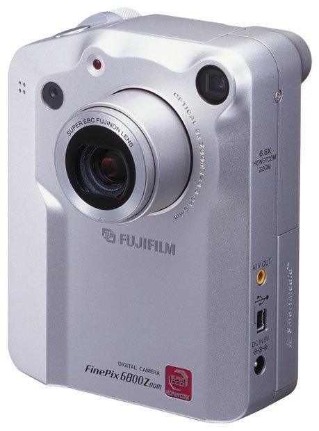 Фотоаппарат Fujifilm FinePix 6800