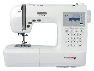 Сравнение с Astralux H50A швейная машинка