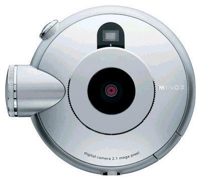 Компактный фотоаппарат Minox DD1