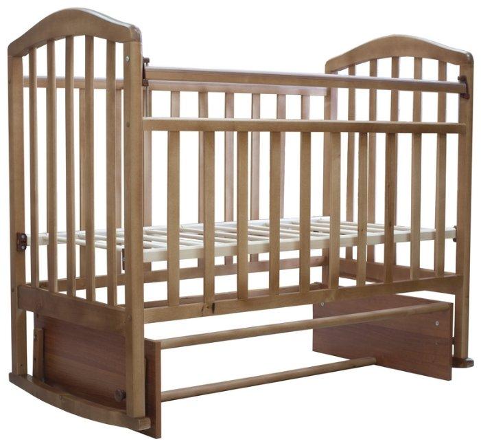 Кроватка Антел Алита-3 (качалка, маятник поперечный)