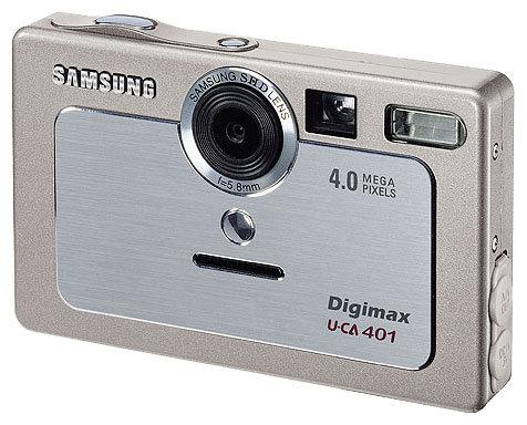 Фотоаппарат Samsung Digimax U-CA401