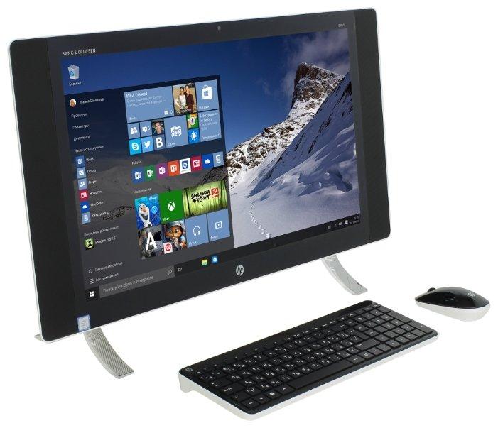 Моноблок 23.8`` HP Touchsmart Envy 24-n001ur (P3G46EA)