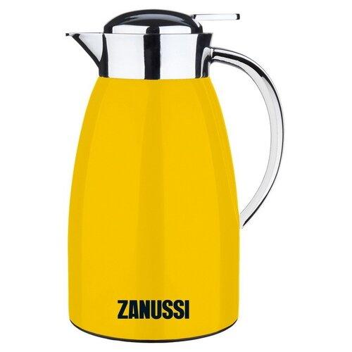 Термокувшин Zanussi Livorno, 1.5 л желтый