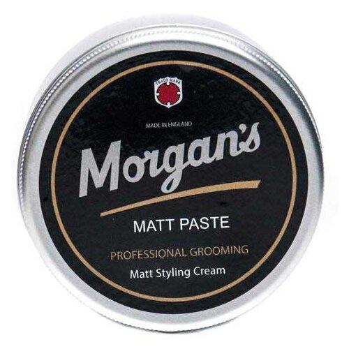 Morgan's Крем Styling Matt Paste, средняя фиксация, 75 мл
