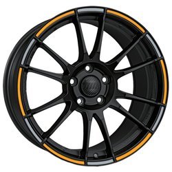 Колесные диски NZ Wheels SH670 7x17/5x114.3 D64.1 ET50 MBOGS