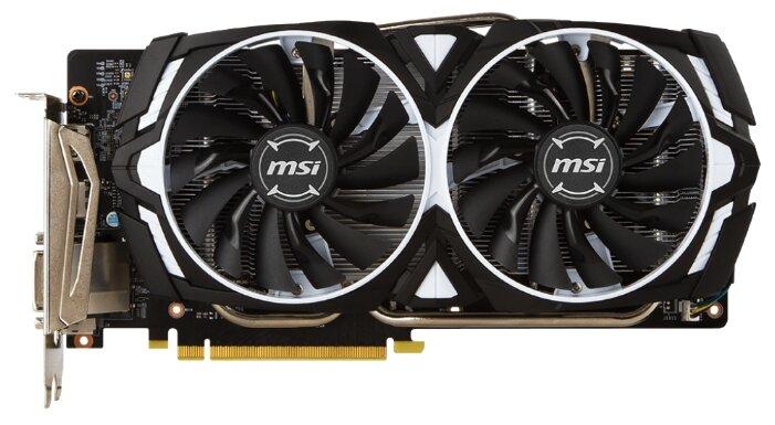 MSI Видеокарта MSI GeForce GTX 1060 1544MHz PCI-E 3.0 3072MB 8008MHz 192 bit DVI 2xHDMI HDCP