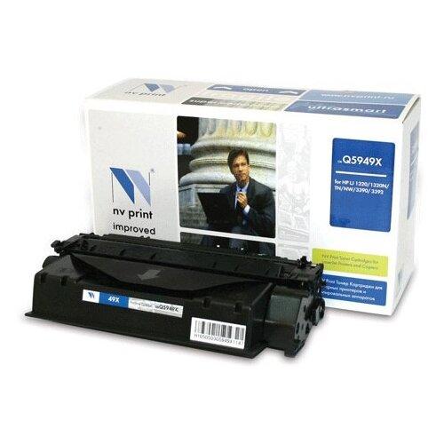 Фото - Картридж NV Print Q5949X для HP, совместимый картридж hp q5949x